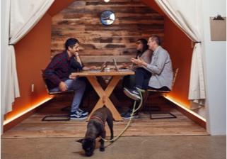 A Airbnb tem 31 escritórios em todo o mundo.