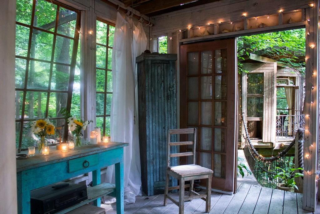 A Airbnb tem quase 3.000 castelos e 1.400 casas na árvore.