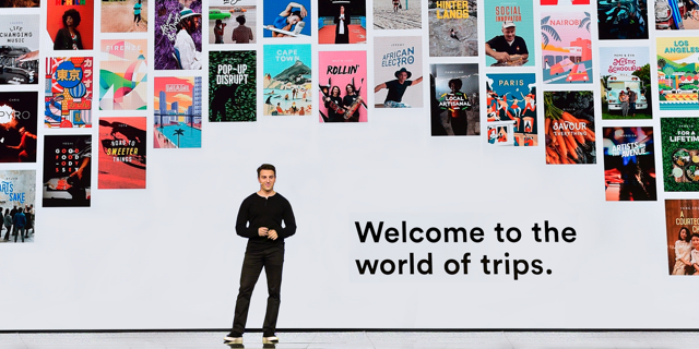 Watch Brian Chesky's Airbnb Open Keynote