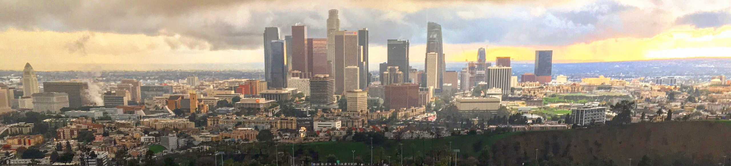 LA from Above: A View You Can't See in the Movies