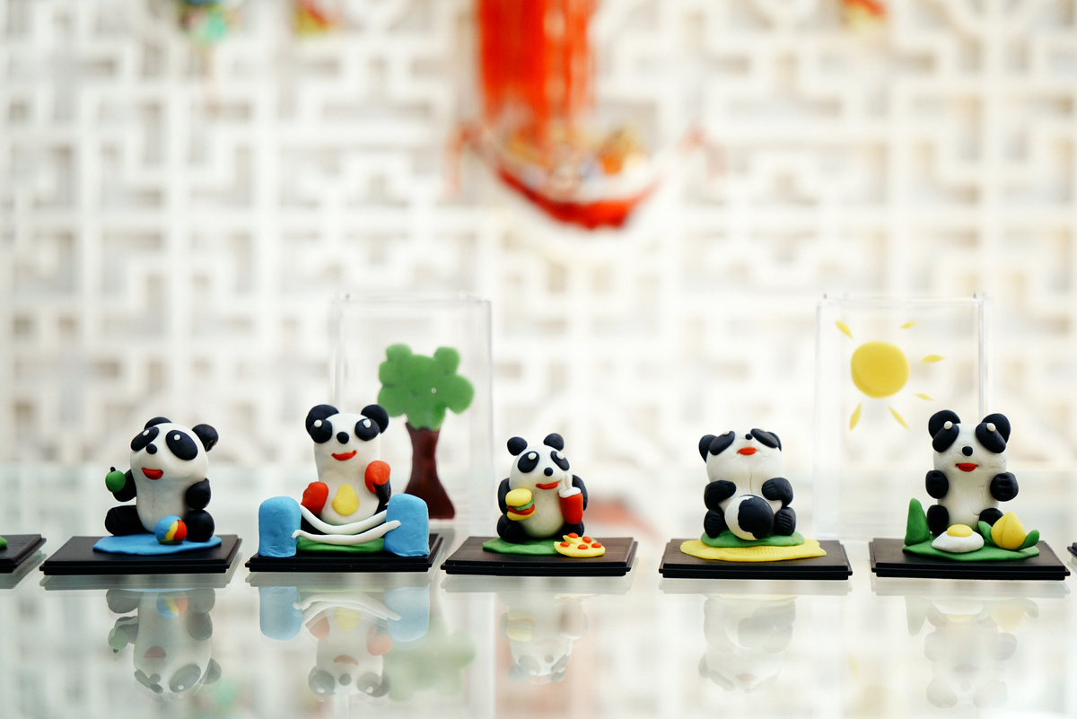 Shanghai Trips – Shujia, Chinese Dough Sculpture 6
