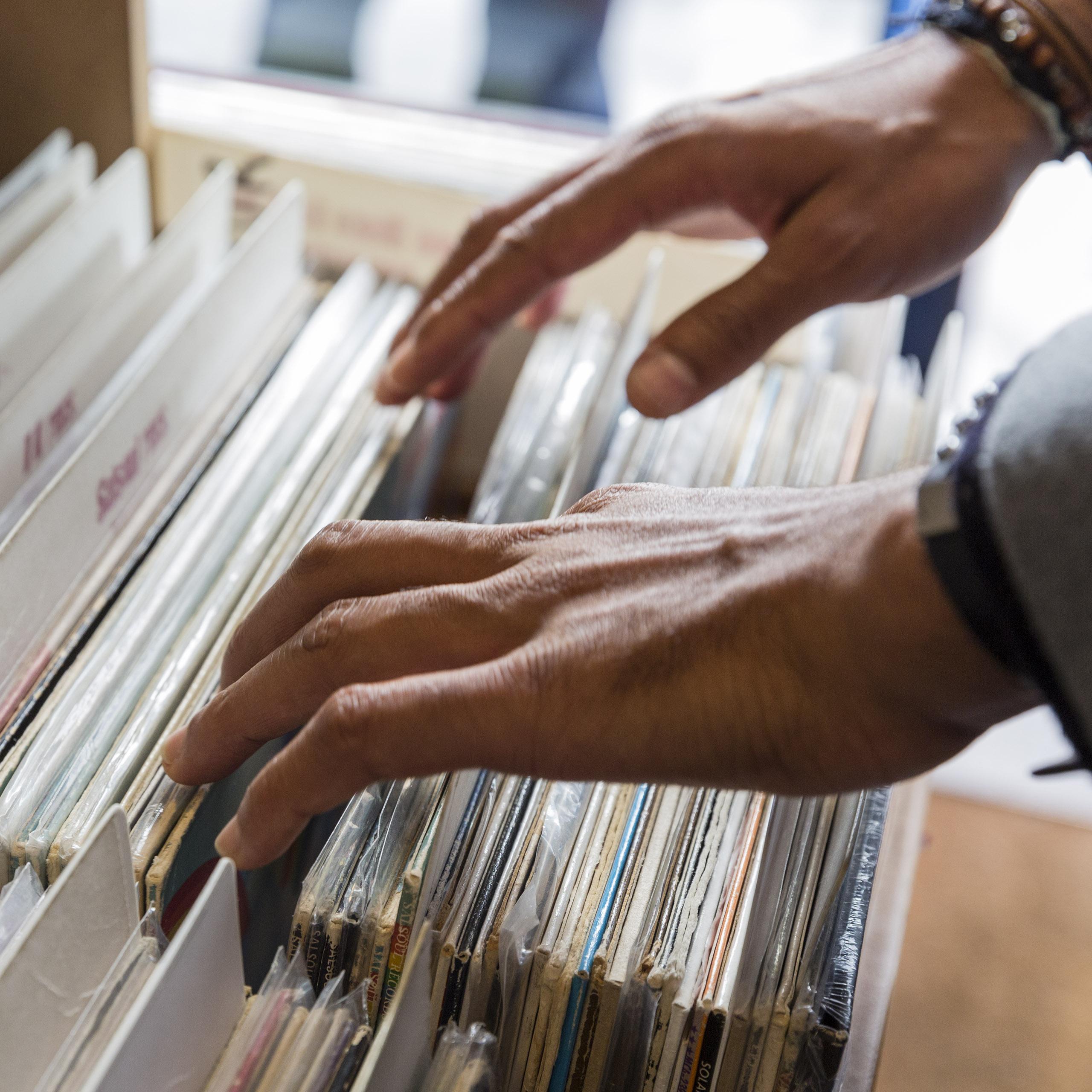 Paris – Antoine, Vinyl Culture of Paris 2