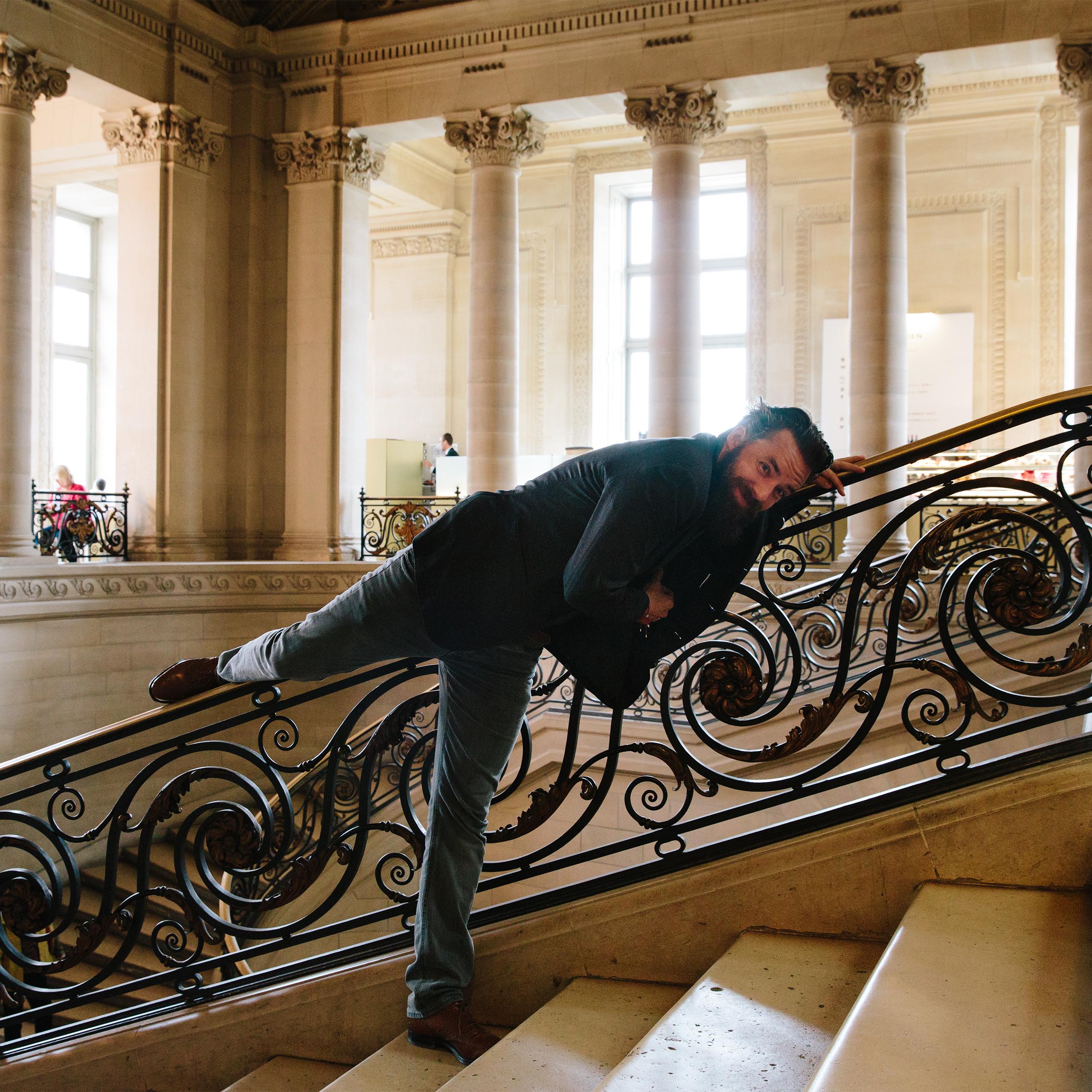 Paris – Cedrik, Laugh Your Way Through the Louvre 3