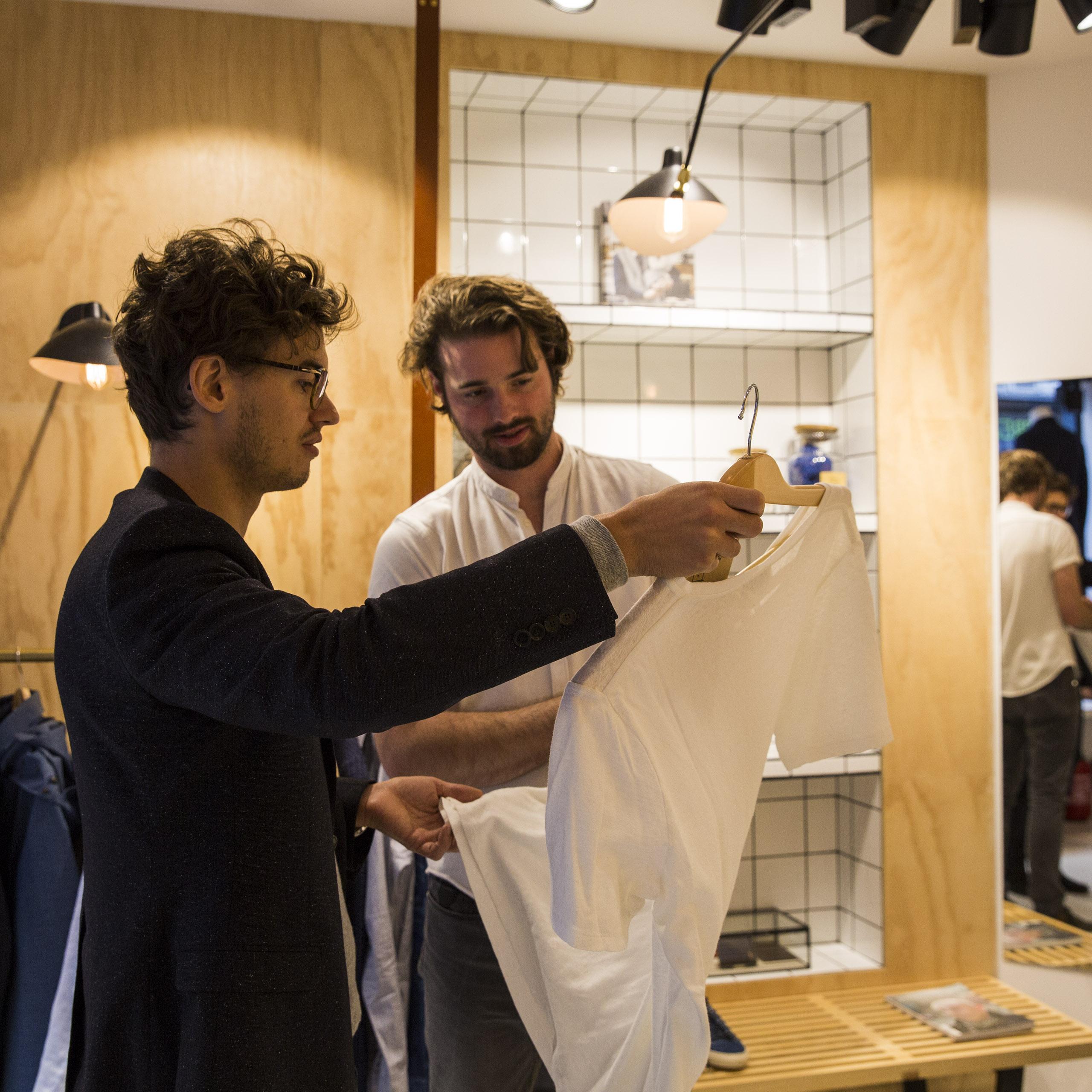 Paris – Geoffrey, Inside a Men's Fashion Startup 3
