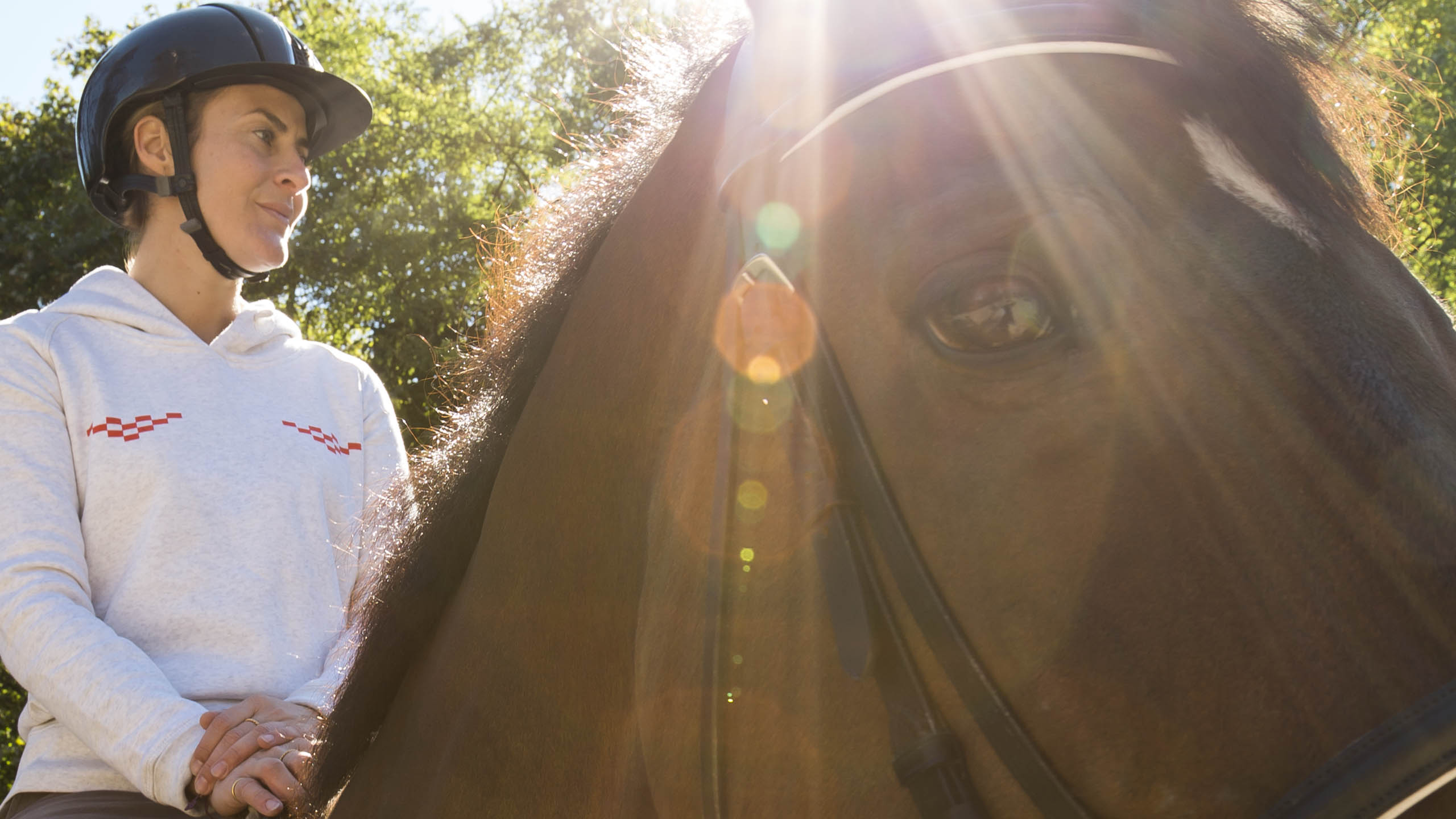 Paris – Raphaelle, The Equestrian 3