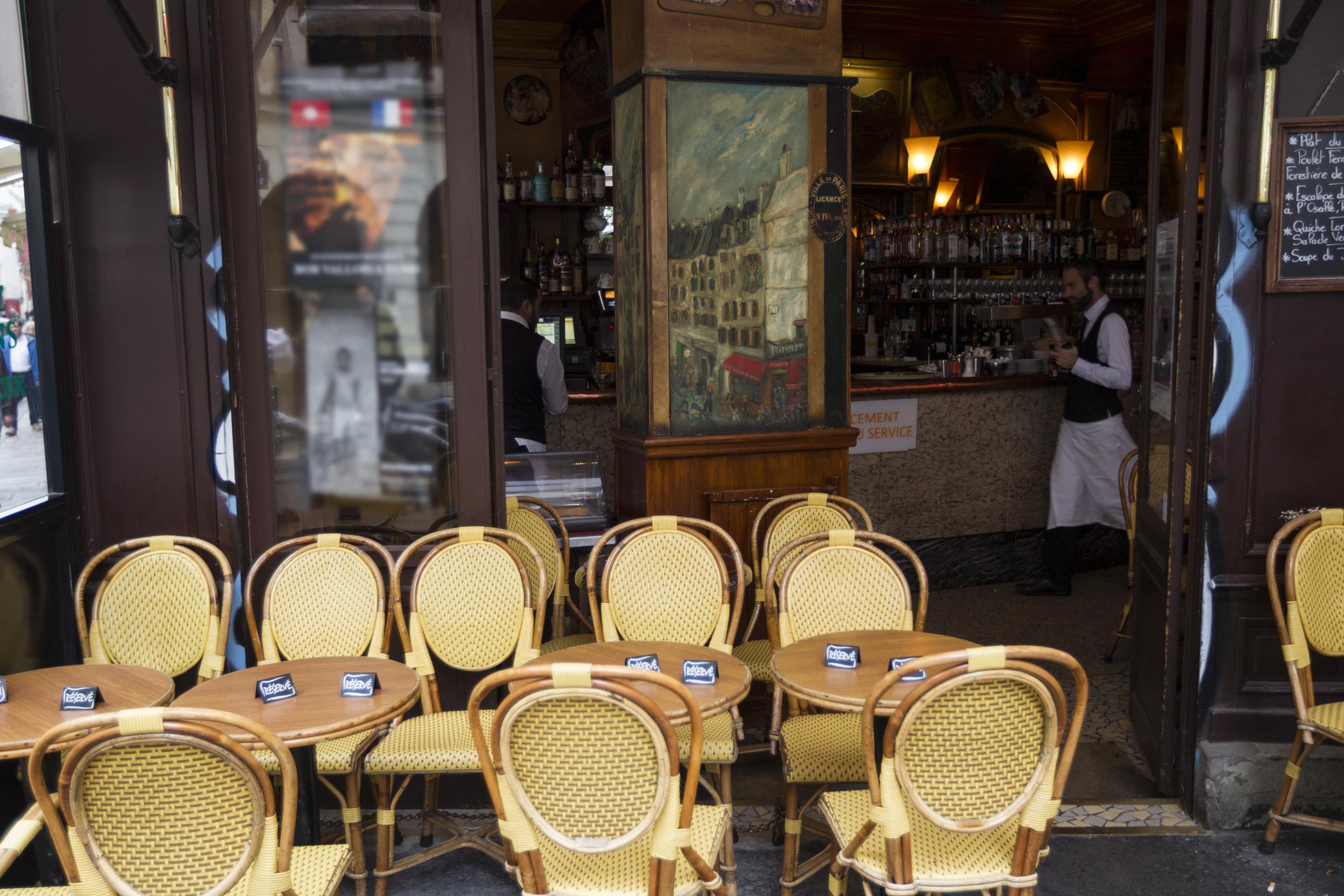 Paris – Sylvie, Art's Sake 1