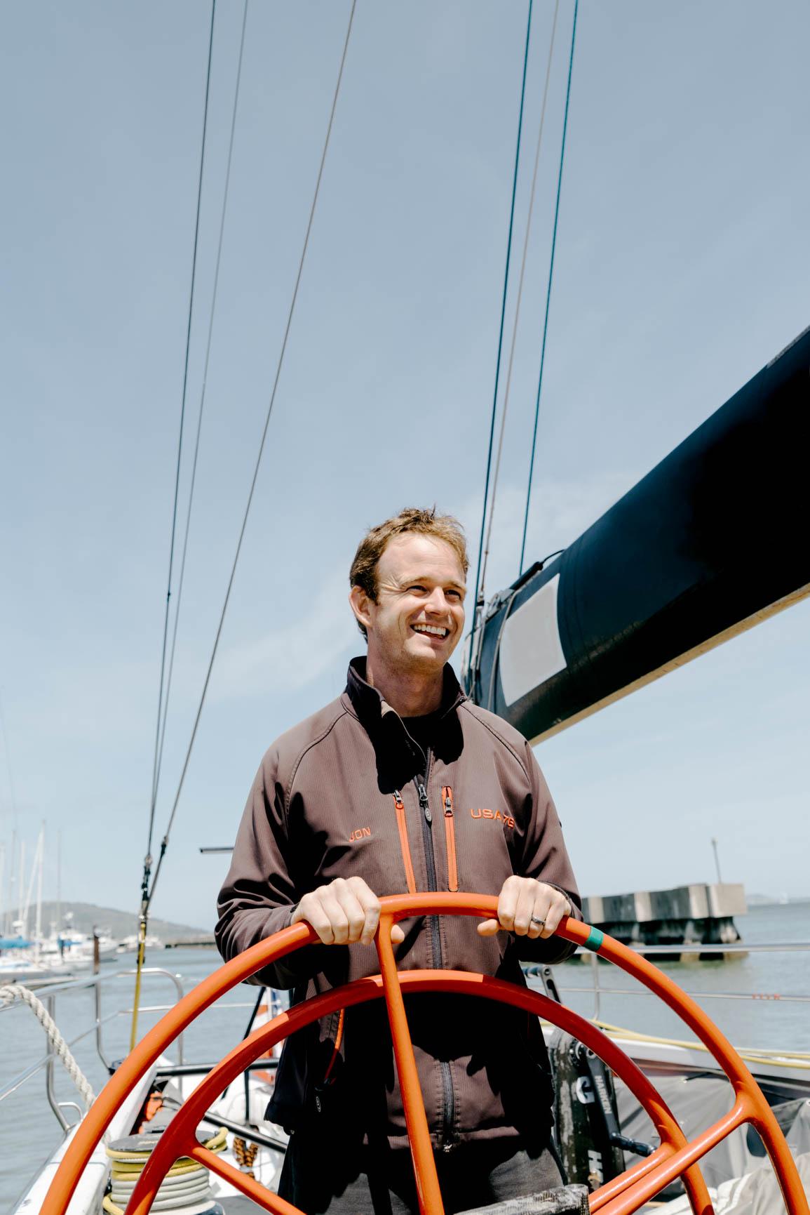 San Francisco – Jonathan, Sailing Regatta 4