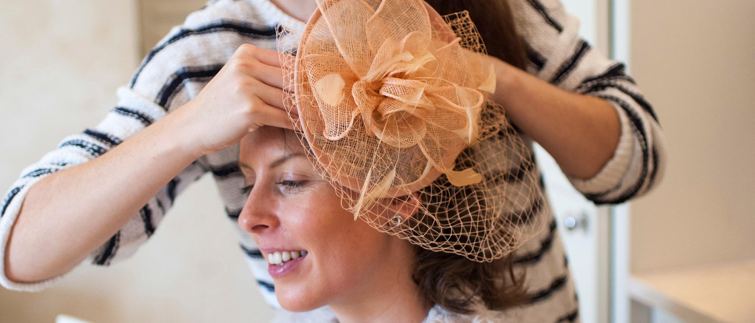 Host Spotlight: Ten Top Tips on Hat-Etiquette from Millinery Expert Sarah-Jayne