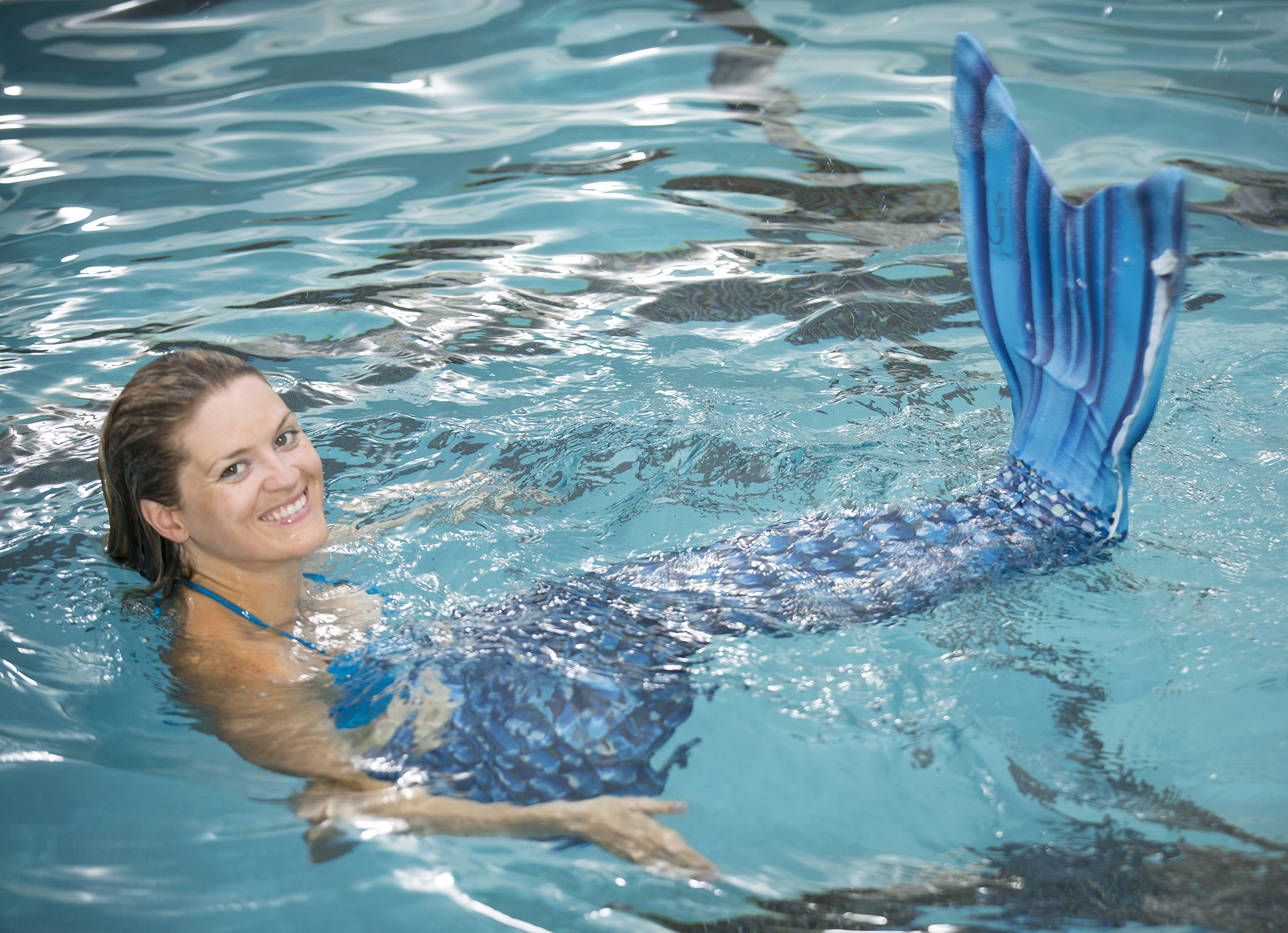 Host Spotlight: Chicago's Professional Mermaid Invites Guests to Dive into a Fairy Tale