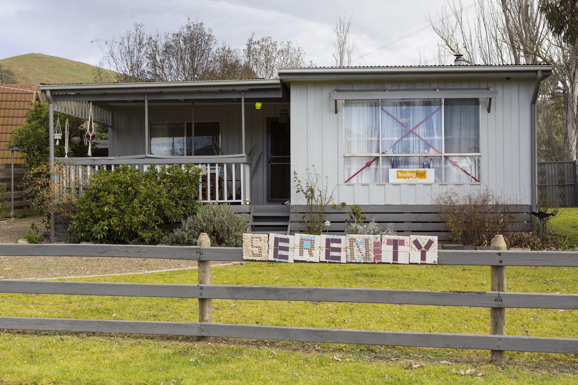 """""""We're Going to Bonnie Doon!"""": The Castle's Iconic Holiday Home on Airbnb"""