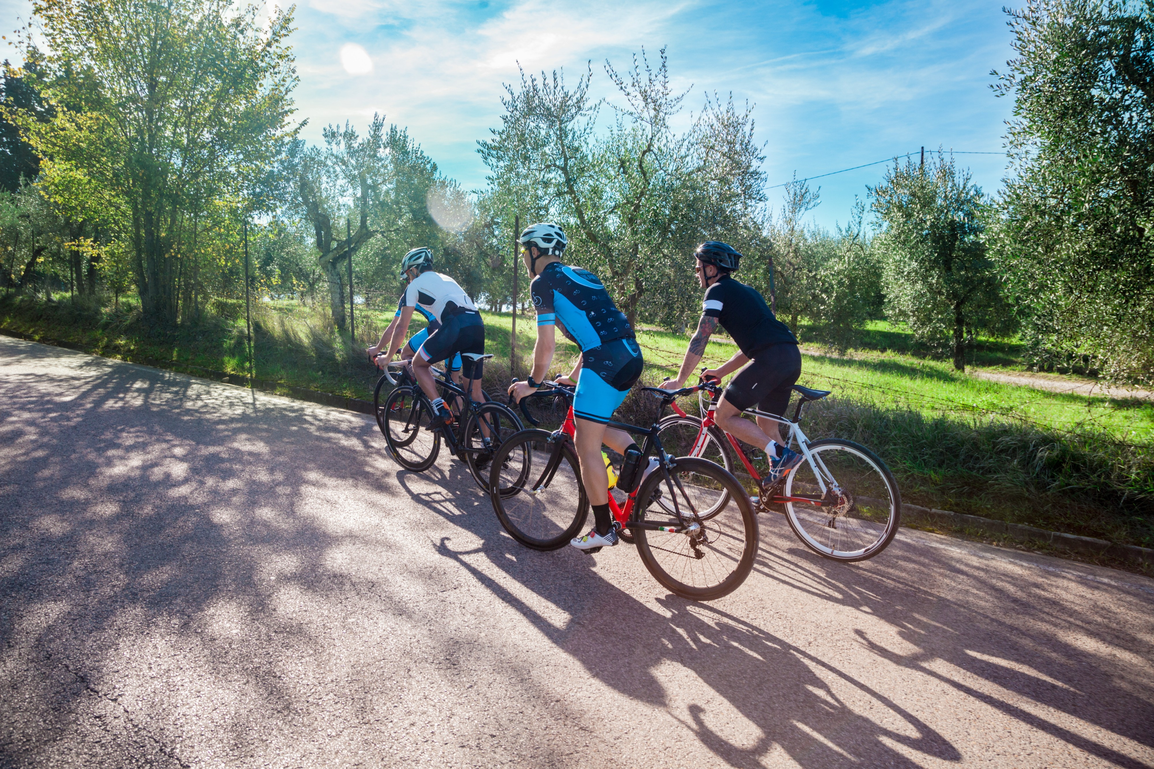 Florence Experience – Andrea & Matteo, The Triathletes 5