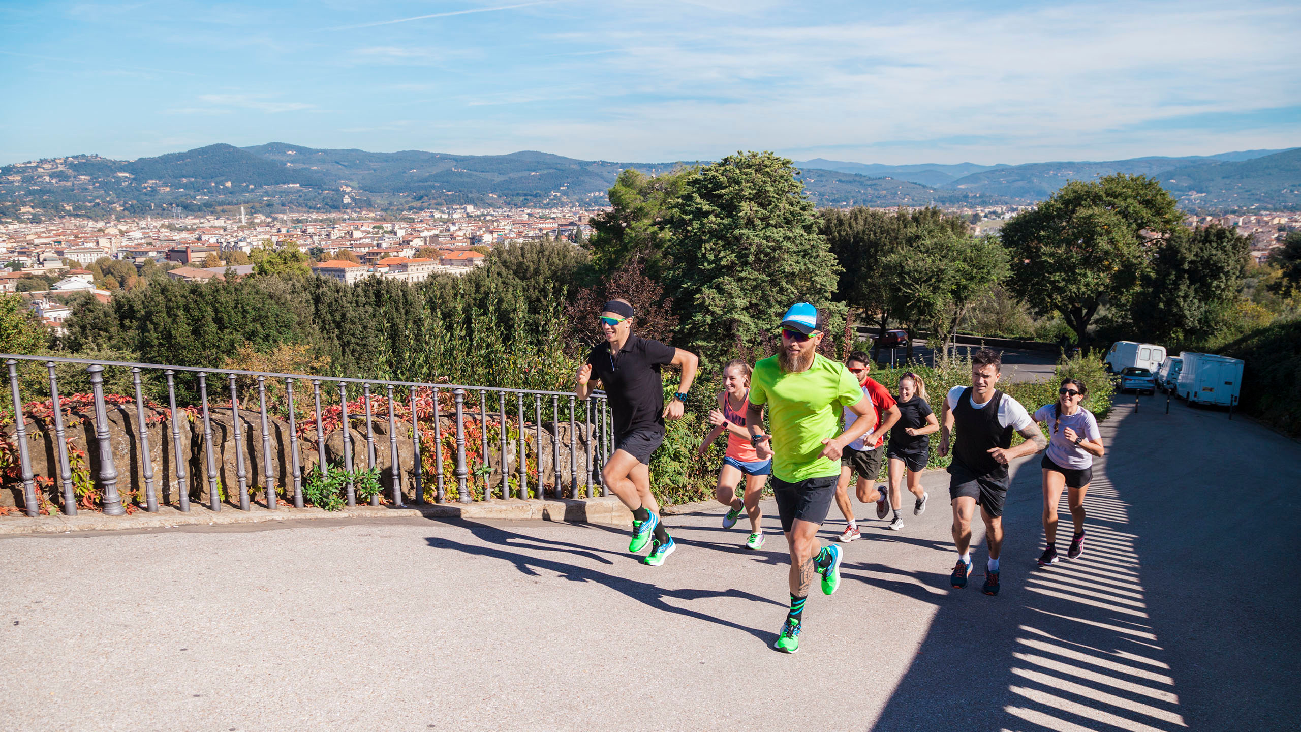 Florence Experience – Andrea & Matteo, The Triathletes 11