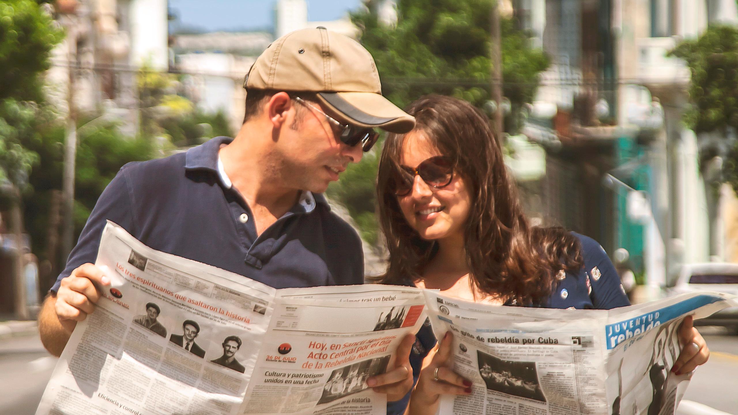Havana Experience – Patricia & Oscar, Being Cuban 2