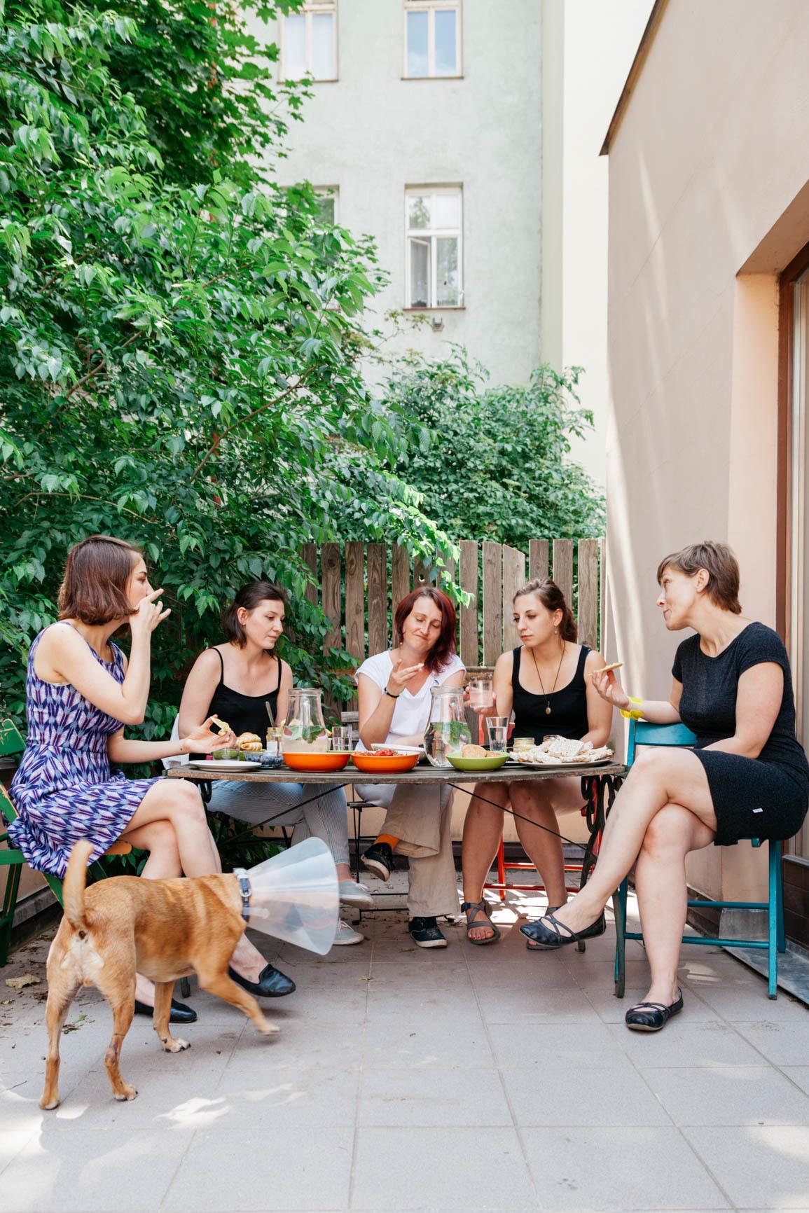 Prague – Petra – Yoga and Breakfast 5
