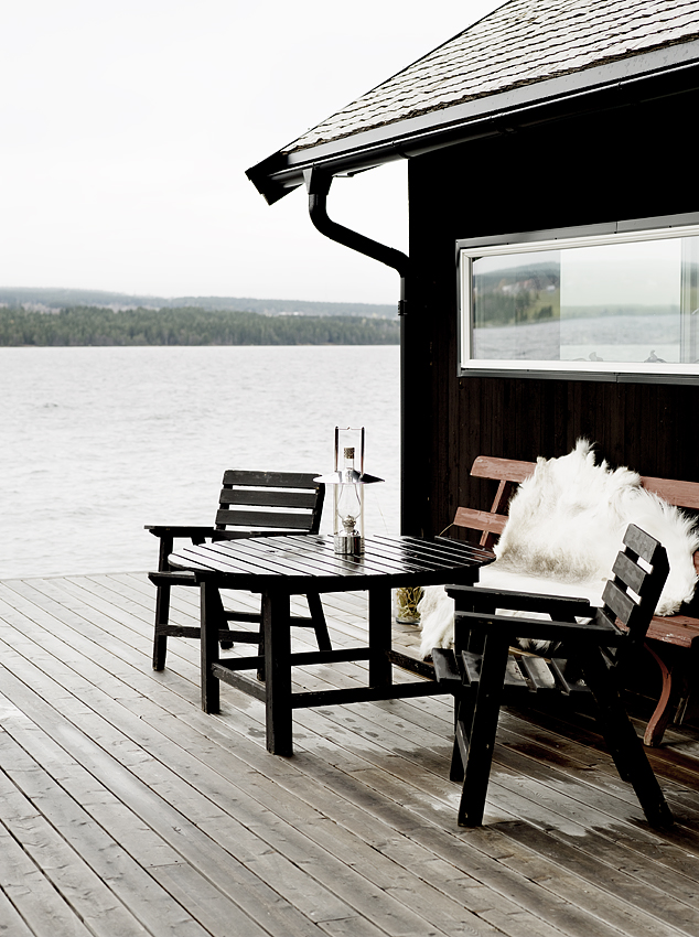 Beach Listing – Boathouse by Great Lake, Jamtland, Sweden 6