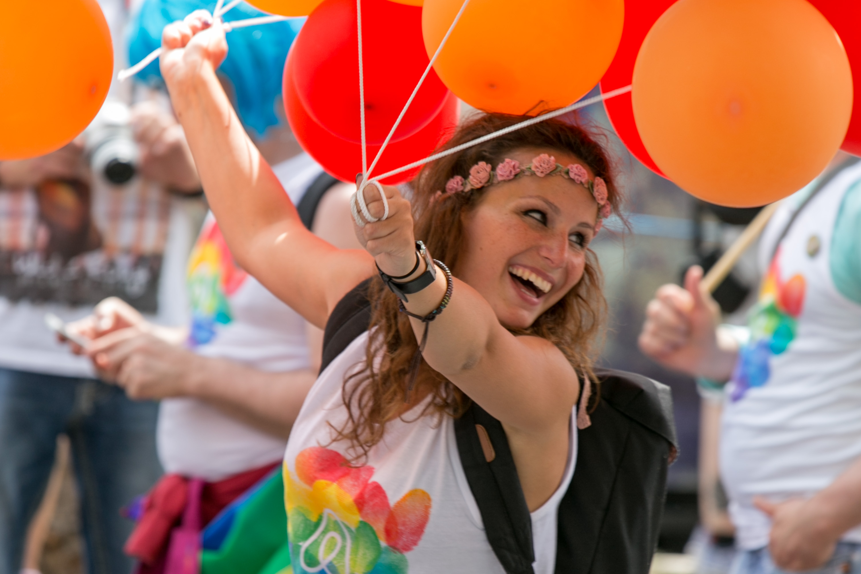 Be an Insider at One of Europe's Largest Pride Events