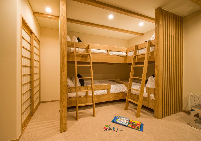 Japan Listing – Tsubaki: Luxury Family Chalet in Hirafu 10