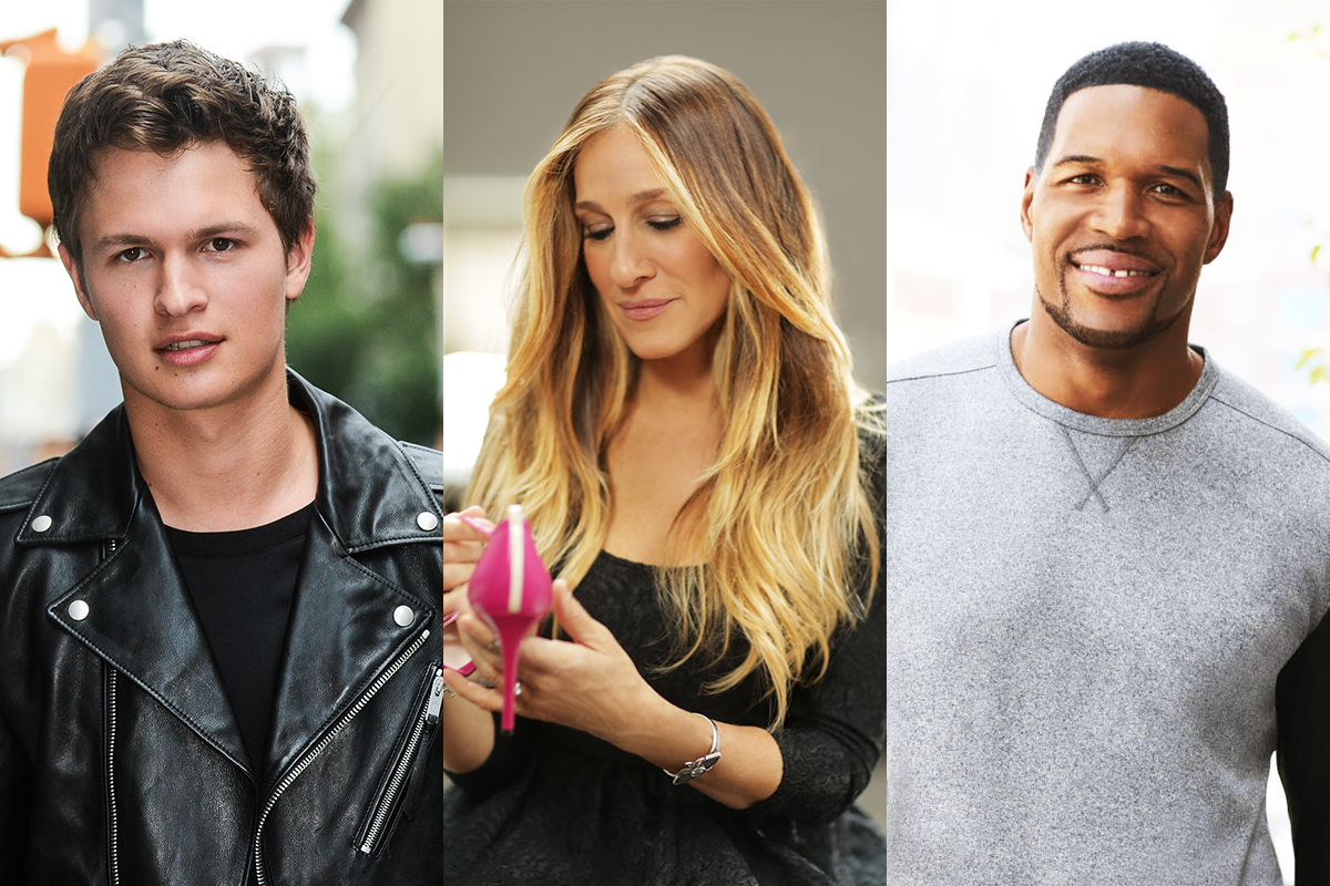 Shop with Sarah Jessica Parker, Climb with Ansel Elgort and Tee Off with Michael Strahan via NYC Experiences