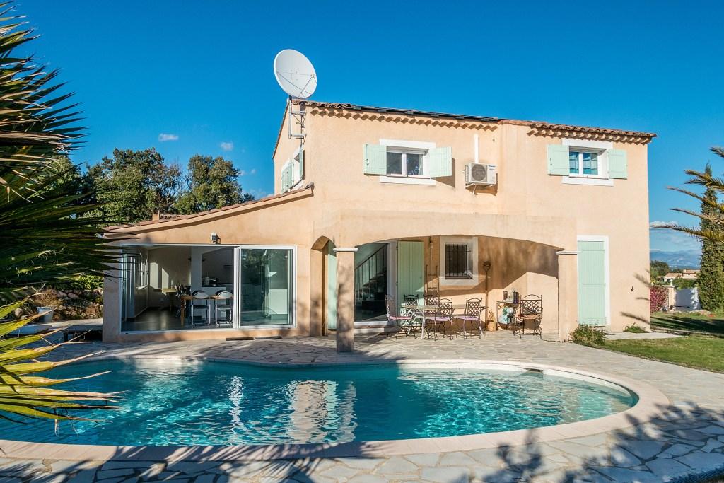 Sunny Paradise Villa, Côte d'Azur, France