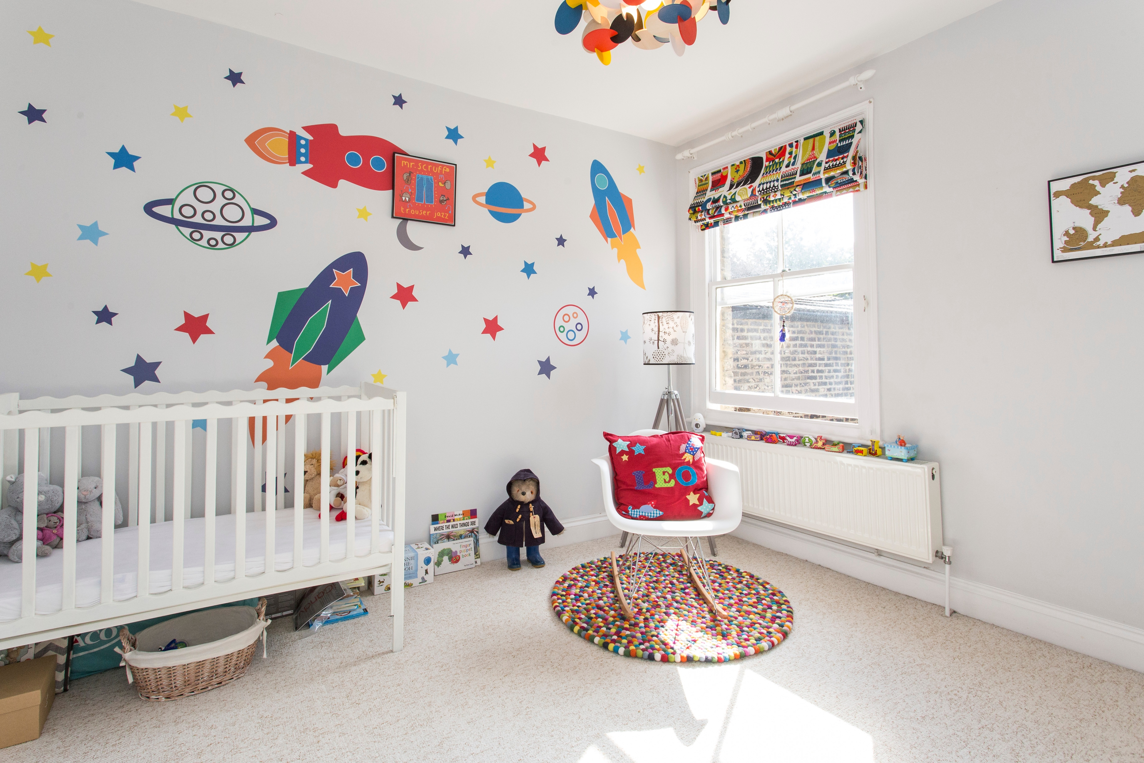 Designing a Royal-Worthy Nursery with Host Inspired Style