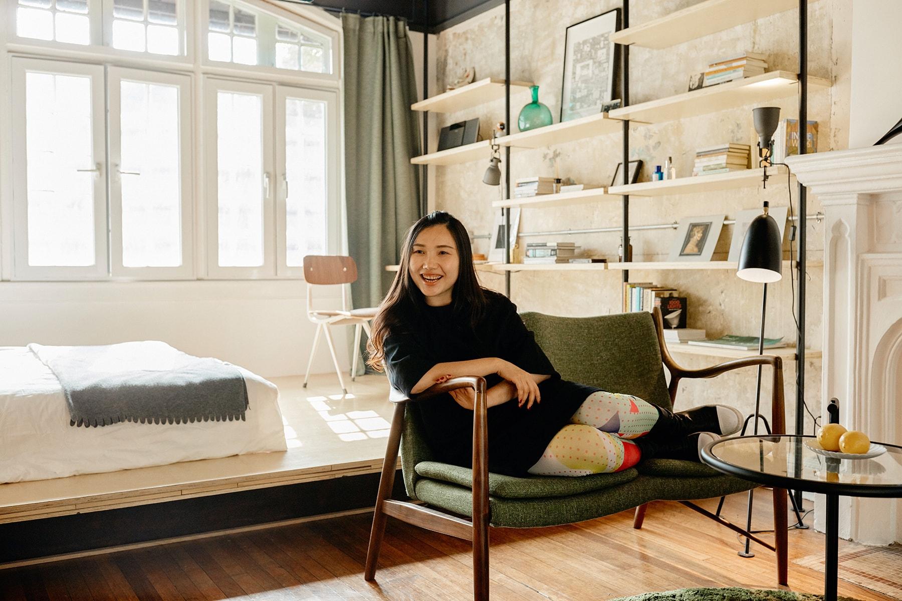 在Airbnb爱彼迎,女性的力量从未止步