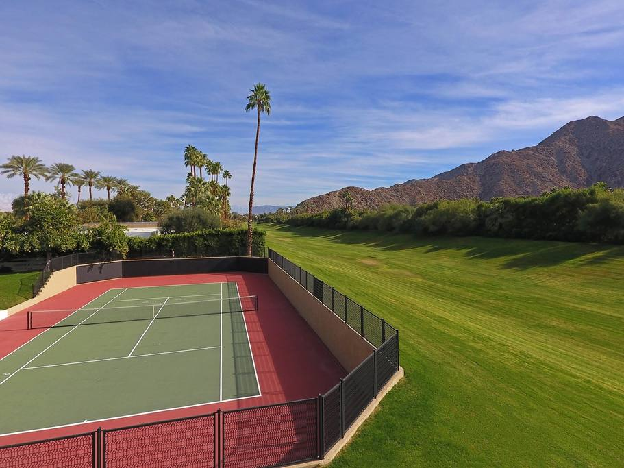 Try your Hand at Tennis at Home or Abroad this Summer with Airbnb